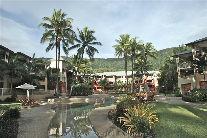 Amphora Palm Cove Resort in Queensland, Australia, ID#206888