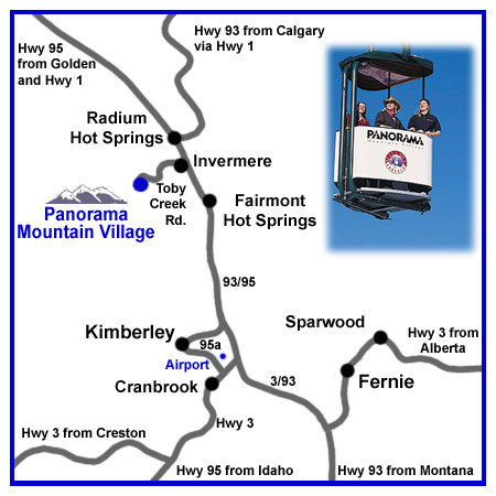 Panorama Driving Directions Map | Owner Direct Vacation ... on cache creek map directions, maine map directions, car map directions, africa map directions, amazon rainforest map directions, edmonton map directions, california map directions,