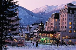 Dining In Whistler Bc Village
