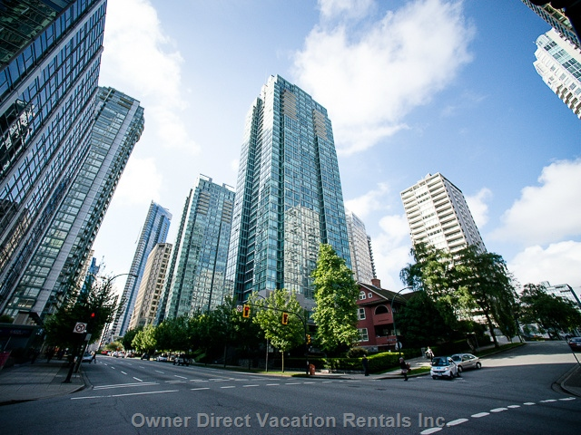 Vancouver Short Term Furnished Rentals #207082