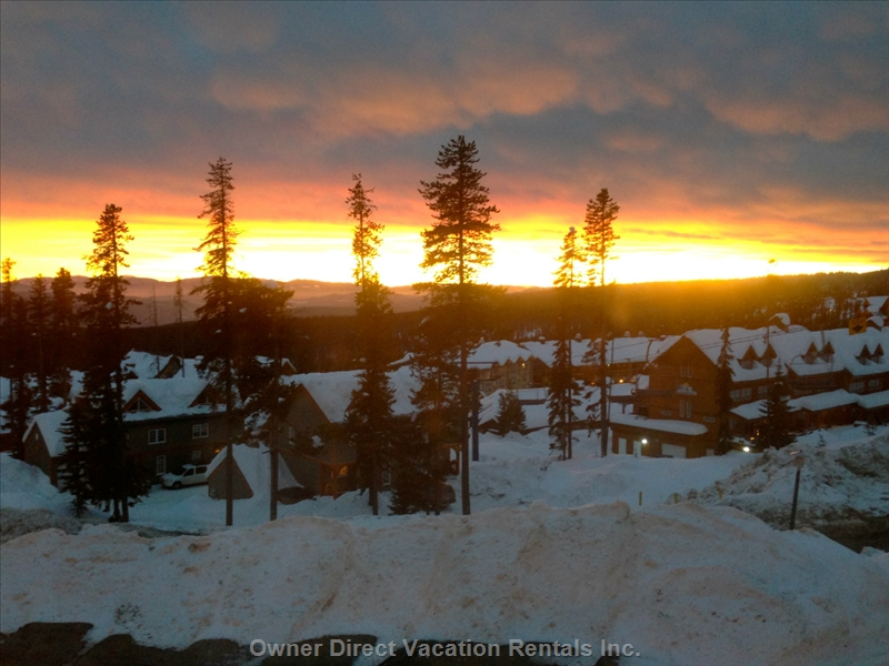 Best location and best value for money snow condo, ID#205171