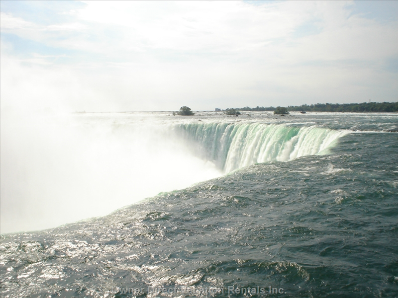 The Mighty Niagara Falls, ID#206997