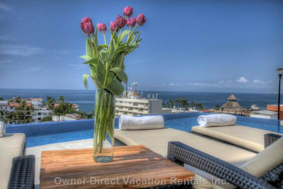 Paradise found in the Romantic Zone of Puerto Vallarta #209027