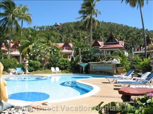 Royal Living Residence in Koh Samui, ID#102433
