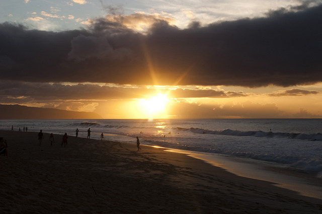 Sunset Beach, HI