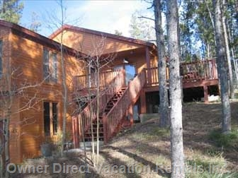 Luxury house with fantastic views of Buffalo Mountain and the Gore Range