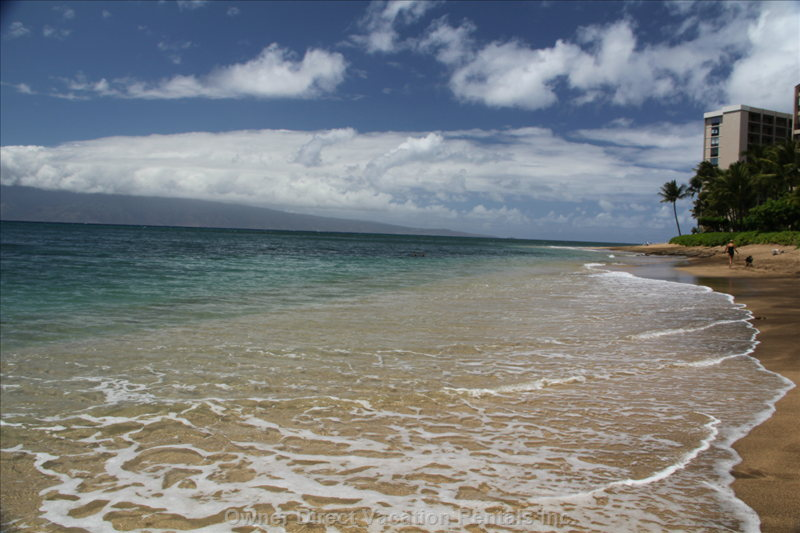 Beautiful Oceanfront Condo on the West Coast of Maui #6021