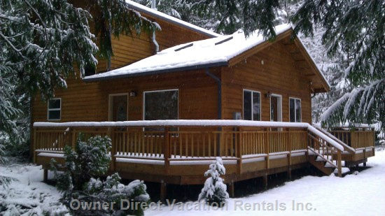 Mount Baker 2 bedroom cabin, ID#224102