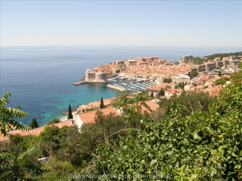 Dubrovnik - Take a Walk along the Walls and through the Grand Towers of this Magnificent City. you Can Feel the Centuries of History around You.
