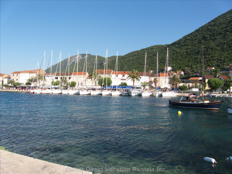 Trpanj - the Port
