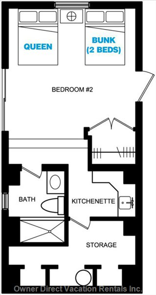 Floor Plan of Lower Level