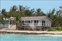 5 Star Vacation Rental Situated Right on the Beach.