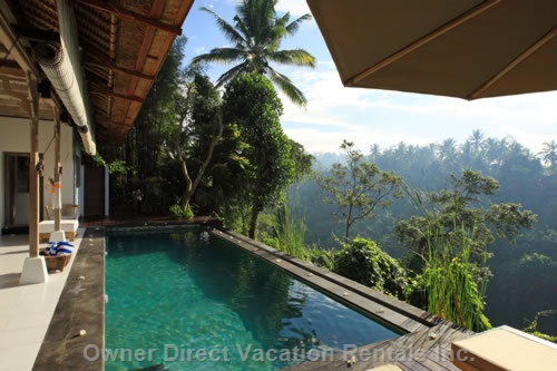 Infinity Pool with Valley View
