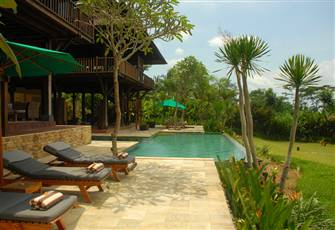The Tranquil and Relaxing Villa in the Untouched Traditional Village of Ubud