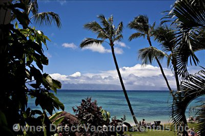 Hale Mahina Beach - Relax at our Beautiful Beach While Enjoying the View of Neighboring Islands.