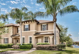 Premium 4 Bedroom/4 Bathroom Townhome at Regal Palms Resort and Spa