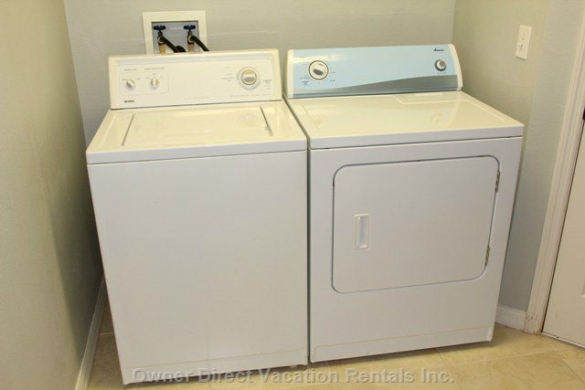 Washer and Drier