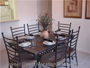 Dining Room - Similar but May Not be this Unit