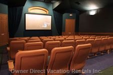 Cinema at the Clubhouse