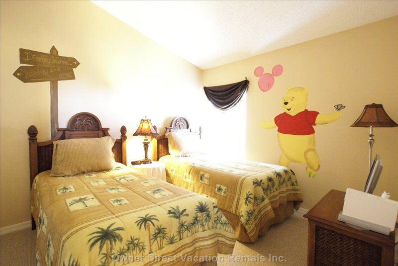 Themed Children'S Room