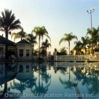 Windsor Palms Heated Pool
