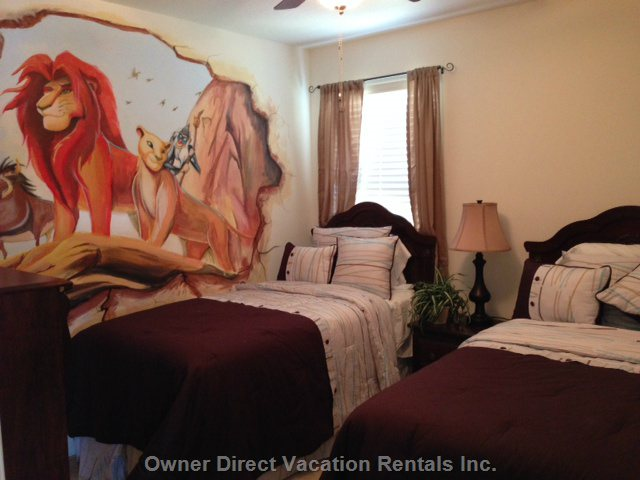 Villa near Disney and Golf Course, Quiet Community after a Tiring Day