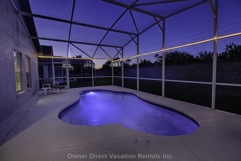 Color Changing Pool Lights