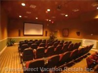 Clubhouse with 49 Seat Movie Theater