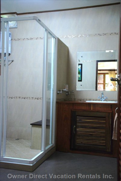 Shower Rooms Throughout