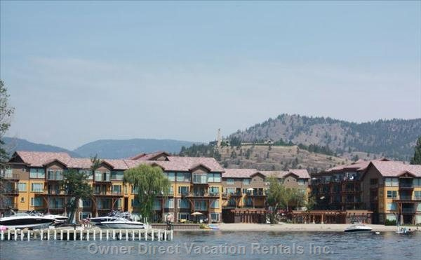 Barona View from the Water