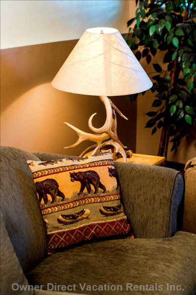 New Mountain Style Decor