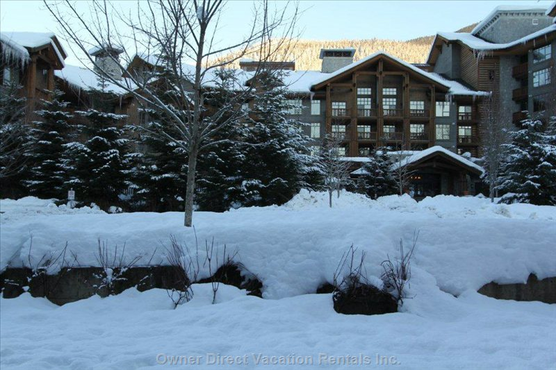 Vacation Condo Whistler #206866