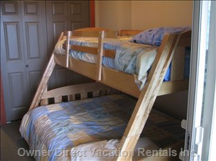 Second Floor Bunk Bed Room