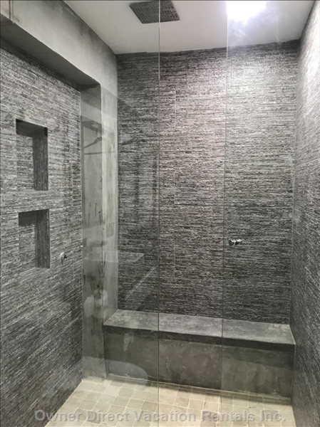 Luxury Rain Shower
