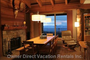 True Ski-in-Ski-out Top FL. Location, Great Views, Sleeps up to 10, Undgrd Prkg, Wireless Internet, Steam Shower. Perfect for Families.