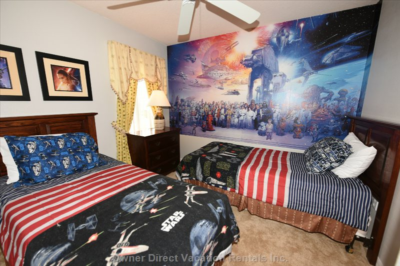 Villa near Disney,Deep Gap Discount,4 Bd/3.5ba,Star War/Frozen Rm, 60