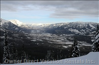 Fernie in the Distance