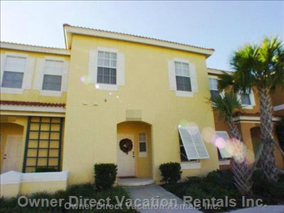 Front of the House, Located Just 3 Miles to Disney World, Orlando