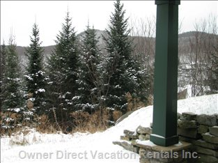 Winter in Tremblant