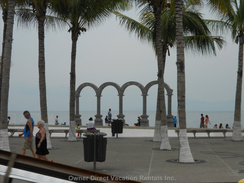 Malecon Boardwalk