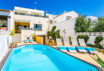 Super Costa Blanca 5 Bedroom Pool Home with Full Aircon,Sleeps 10