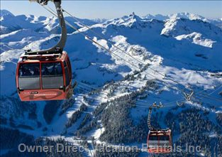 Breathtaking Views...What Whistler is all About.