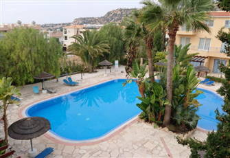 Newly Furnished Apartment near Coral Bay Paphos