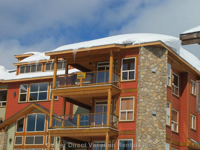 Vacation Homes Rental in Big White #102966