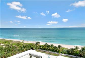 Beauty & the Beach. 2 Bedroom Lux Apartment at Beachfront Resort -  Miami Beach