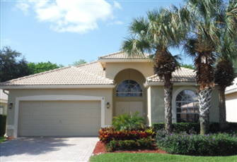 Delray Beach Bungalow Private Pool in a Polo Trace Gated Community.
