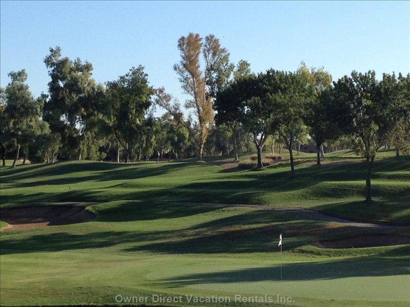 Condo on Gainey Ranch Golf Course