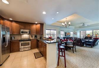 3 Bedroom, 3 Bathroom Condo near Disney, Beautiful Unit in Reunion at the Villas
