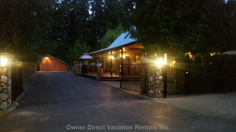 Gated home in Shuswap, BC #242239