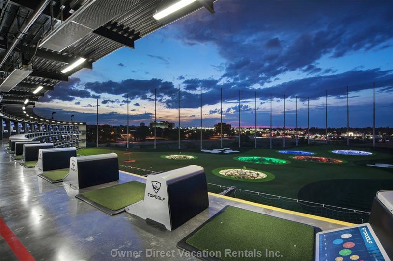 Top Golf Experience for your Entire Family